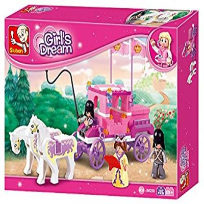 Sluban Popular Toys Alternate Girl'S Dream M38-B0250