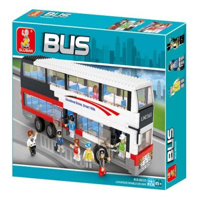 Sluban Bus Blocks Set M38-B0335