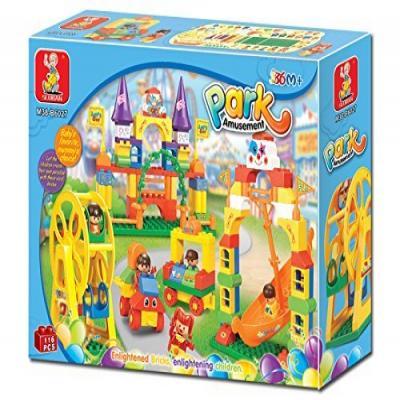 Sluban Educational Building Block Amusement Park Learning Toy M38-B6027 …