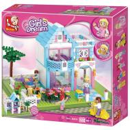 Sluban Best Blocks Garden Villa M38-B0535