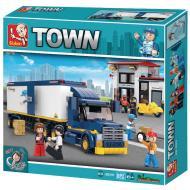 Sluban Heavy Duty Van Truck M38-B0318