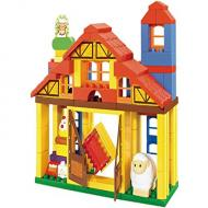 Sluban Building Block Set - Happy Farm Building Block Toy- 114 Pcs. … M38-B6020
