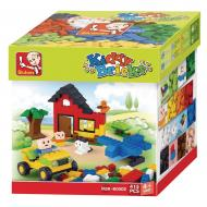 Sluban M38-B0502 Kiddy Bricks, Multi Color